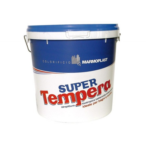 SUPER TEMPERA - IDROPITTURA A TEMPERA