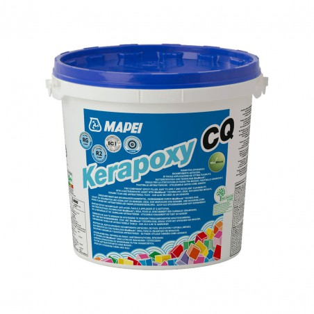 KERAPOXY CQ FUGA EPOSSIDICA - MAPEI