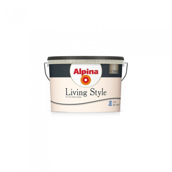 PITTURA COLORATA PER INTERNI - ALPINA  2,5l