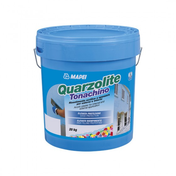 QUARZOLITE TONACHINO 1,2MM BIANCO KG 20 - MAPEI