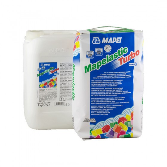 MAPELASTIC TURBO KIT KG 10+8- MAPEI