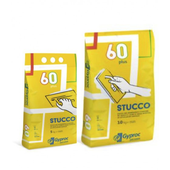 STUCCO 60 PLUS - GYPROC